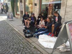 Straßenmusik