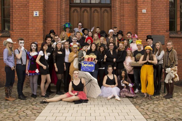 Freitag - Circus Abigalli_Manege frei für unseren letzten GAG!