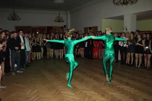 Rock 'n' Roll Gruppe der Tanzschule Schier-Rösel