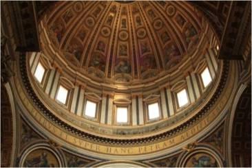 Kuppel vom Petersdom