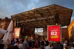 B2 Radio Bühne
