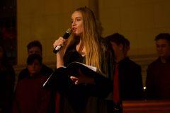 Gesang von Anna-Stine Bock