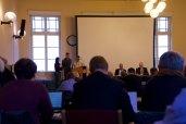 Vortragen des Anliegens auf der Kreisratssitzung im Dezember 2018