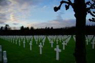 Amerikanischer Friedhof von Meuse