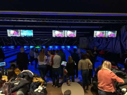 Bowlingcenter in der Nähe von Metz