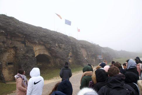Festungsruine in Verdun