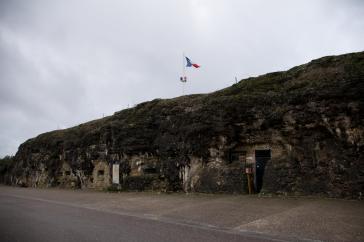 Fort Vaux in der nähe von Verdun