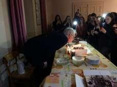 Geburtstagstorten von Herr Waldmann und Frau Bardou