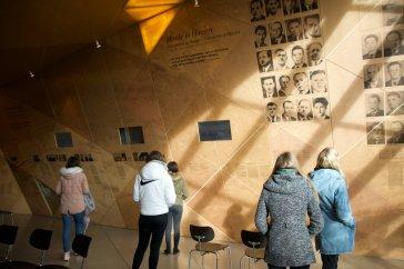 Gedenkstätte des SS-Sonderlagers Hinzert