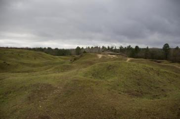 Kriegsgebiet von Verdun