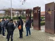 Monument von Schengener Abkommen