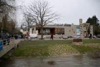 Europaplatz und das Europamuseum in Schengen