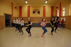 """Choreographie zum Titel """"Her mit den Männern"""""""