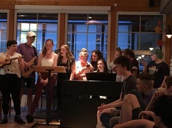 Diensttagabend Jam-Session - singen, zuhören, mitsingen