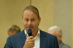 DR. Thomas Drescher vom Ministerium für Bildung, Jugend und Sport