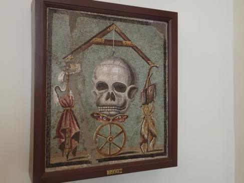 Mementomori im Nationalmuseum