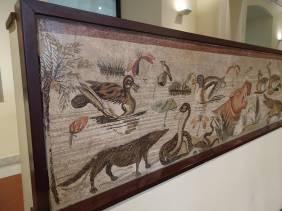 Mosaik im Nationalmuseum